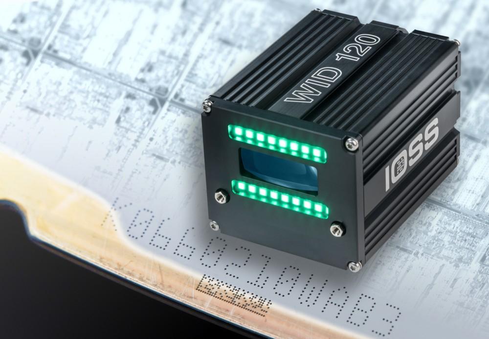 Wafer Reader IOSS - WID120
