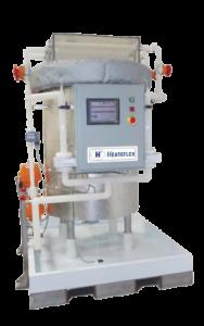 Fluidix Steam-Powered Deionized (DI) Water Heater System